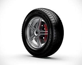 Wheel v1 3D