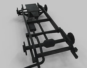 Chassis 3D asset