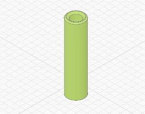 Pencil Holder For Bosch Glide Mitre Saw 3D printable model