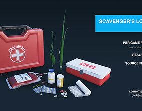 Scavenger Loot - Health Pack 3D model