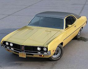 3D Torino Coupe 1971