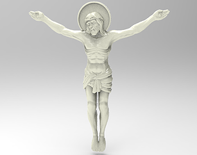 the crucifixion 2 3D print model