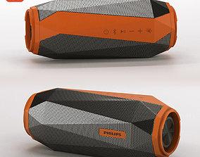 Philips SB500 ShoqBox audio 3D model