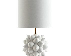 3D model Jonathan Adler Georgia Table Lamp