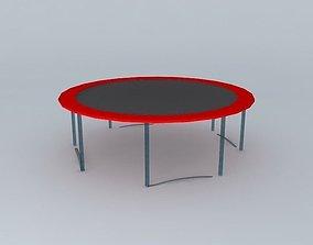 3D model Elastic bed