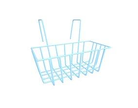 Grid Shelf v1 007 3D asset