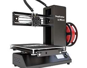 WANHAO DUBLICATOR I3 Mini 3D model