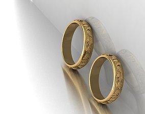 3D printable model wedding-ring-2