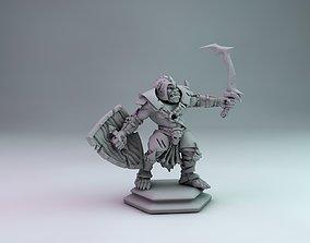orc tank 3D print model