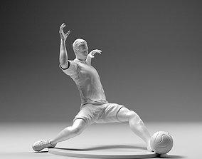 Footballer 02 Sledge Strike 02 Stl 3D printable model