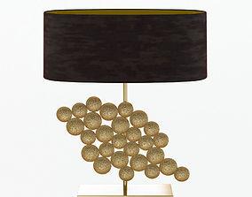 3D model Villa Lumi - Ethnic Table Lamp