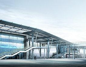 Grand Designed Building 3D model