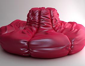 3D Designer Sofa by edra