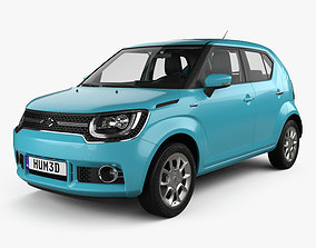 Suzuki Ignis with HQ interior 2016 3D
