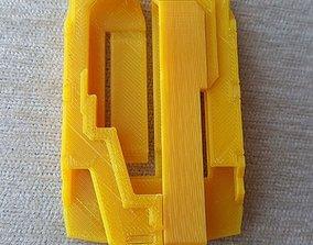 Wallet 3D print model