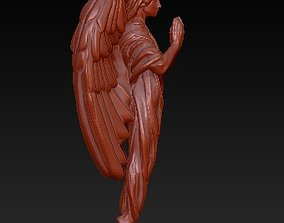 entire 3D print model Angel