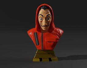 LA CASA DE PAPEL 3D MODEL II Sabioprods3d