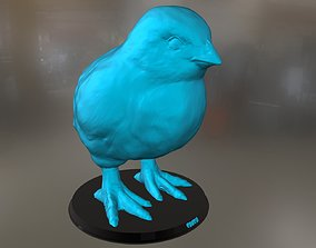 3D printable model Realistic Chick