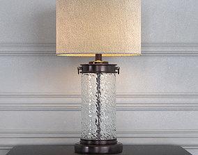 3D model Blanchard Table Lamp