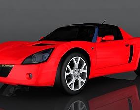 3D model Vauxhall VX220