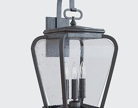 3D lamp Street lantern