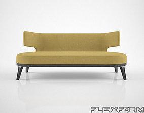 Mood Flexform Drop sofa 3D