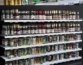 Showcase 012 Alcohol 3D asset