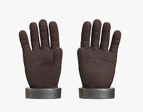 3D asset Space Gloves