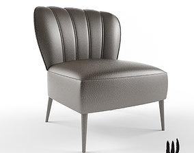 3D model Brabbu Dalyan armchair