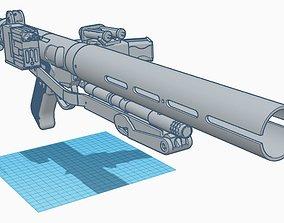 games Death Trooper E-11D 3D Printable Blaster