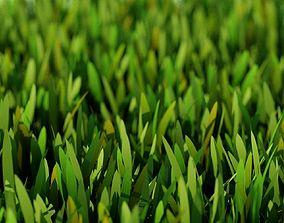Grass Short B 3D model