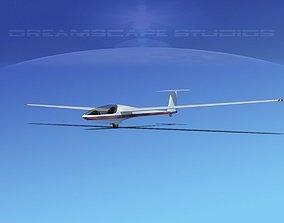 3D model DG-400 15-Metre Motorglider V08