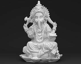 Ganesha - 3D printable Scan - Statue 3D print
