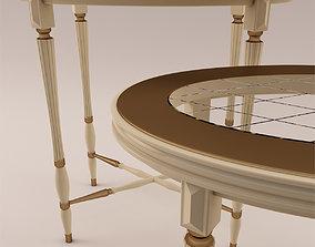 Cocktail Table Florens 3D classic