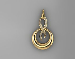 PENDANT 3D printable model jewellerydesigner