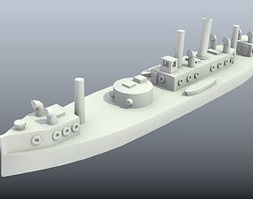 3D print model Brazilian Monitor Bahia