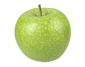 Photorealistic Apple 3D Scan 4