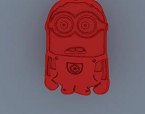 3D print model Minion Mold
