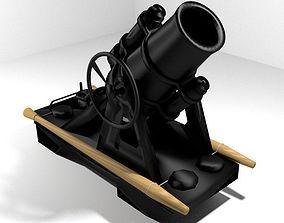 3D Mortar - Type Minenwerfer