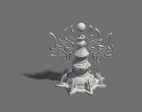 Shushan - ornament 01 sundries 3D
