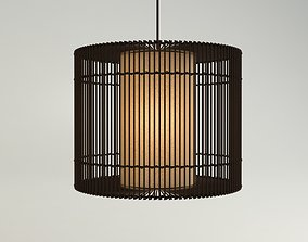 KAI O Hanging lamp - Medium 3D model