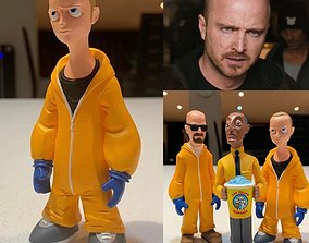 Jesse Pinkman Breaking Bad 3D printable model