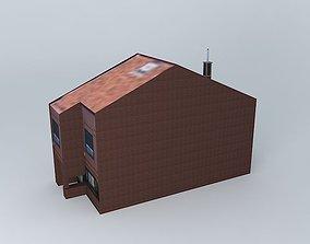 6 Av. De Madrid, Logroño house 3D model