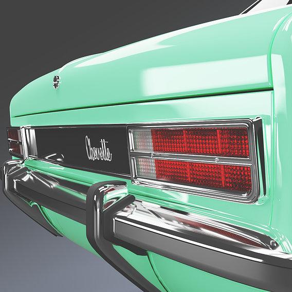 Chevrolet Chevette 1974