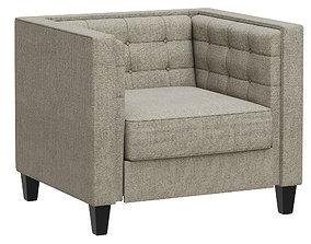 3D model Dantone Home Pull armchair