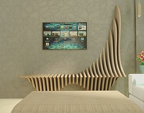 Parametric Wall Decorations 3D model