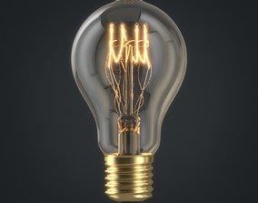 3D Light bulb 03