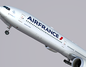 Boeing 777-9x AirFrance 3D model