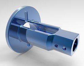 Rc Boat Shaft Unit for 8mm shafts 3D print model