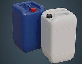 3D asset Fuel Can 7A